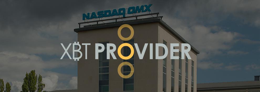 Nasdaq Stockholm + XBT Provider